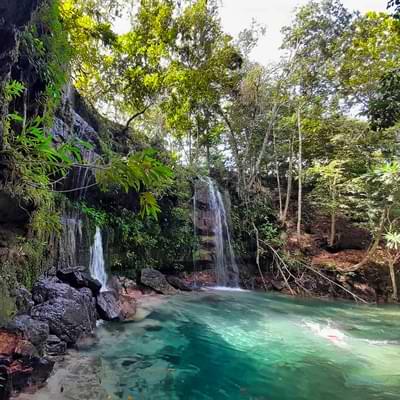 Nova Xavantina passeios praias e cachoeiras