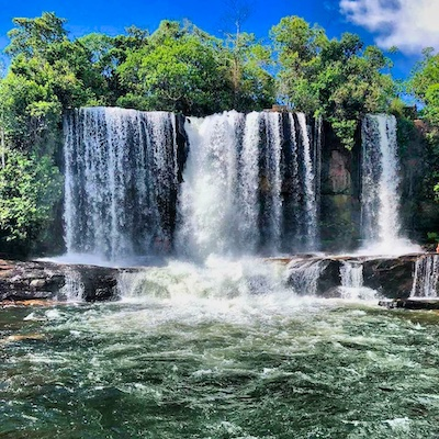 Juscimeira cachoeiras aguas quentes