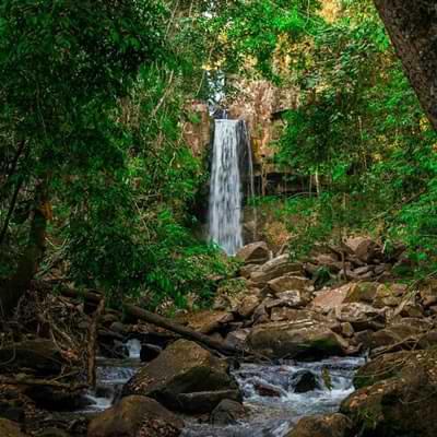 Serra de Sao Vicente ecoturismo e passeios